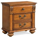 Elements Barkley Square Nightstand - Item Number: BQ600NS