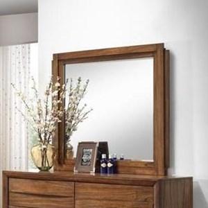 Elements International Brandy Mirror