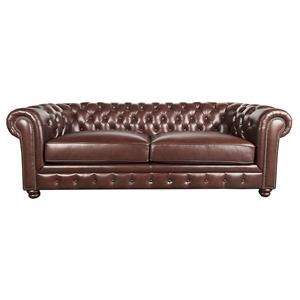 Morris Home Furnishings Breckyn Breckyn Leather-Match* Sofa