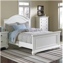 Elements International Brook Full Panel Bed