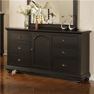Elements International Brook  Dresser