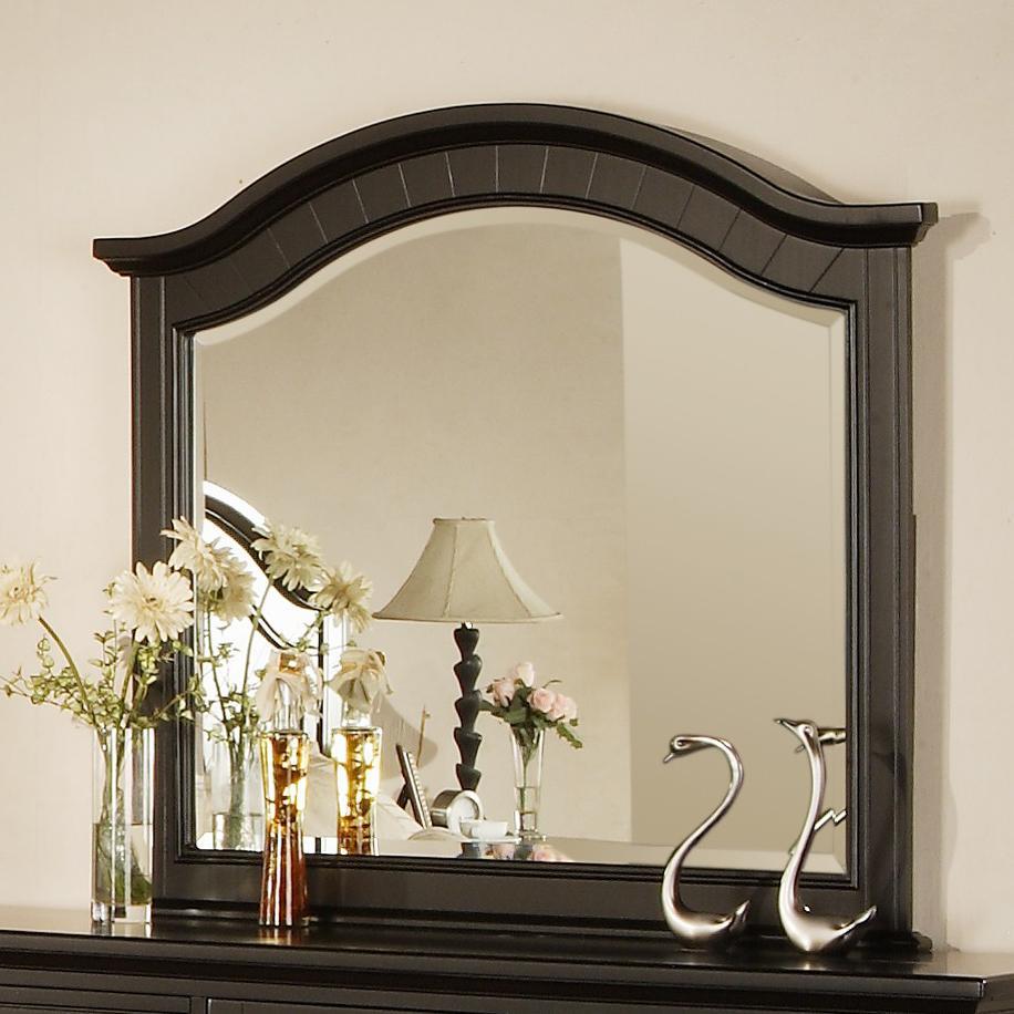 Elements International Brook  Mirror - Item Number: BP800MRB
