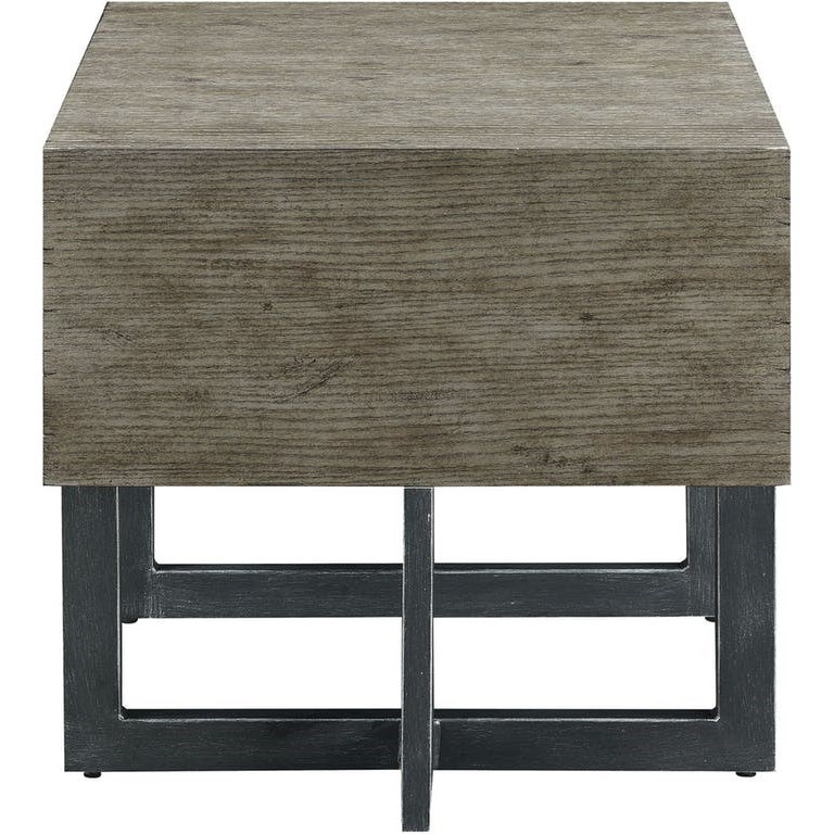 Elements International Bryson End Table  - Item Number: CBY100SETE