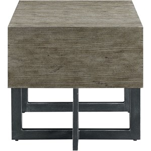 Elements International Bryson End Table