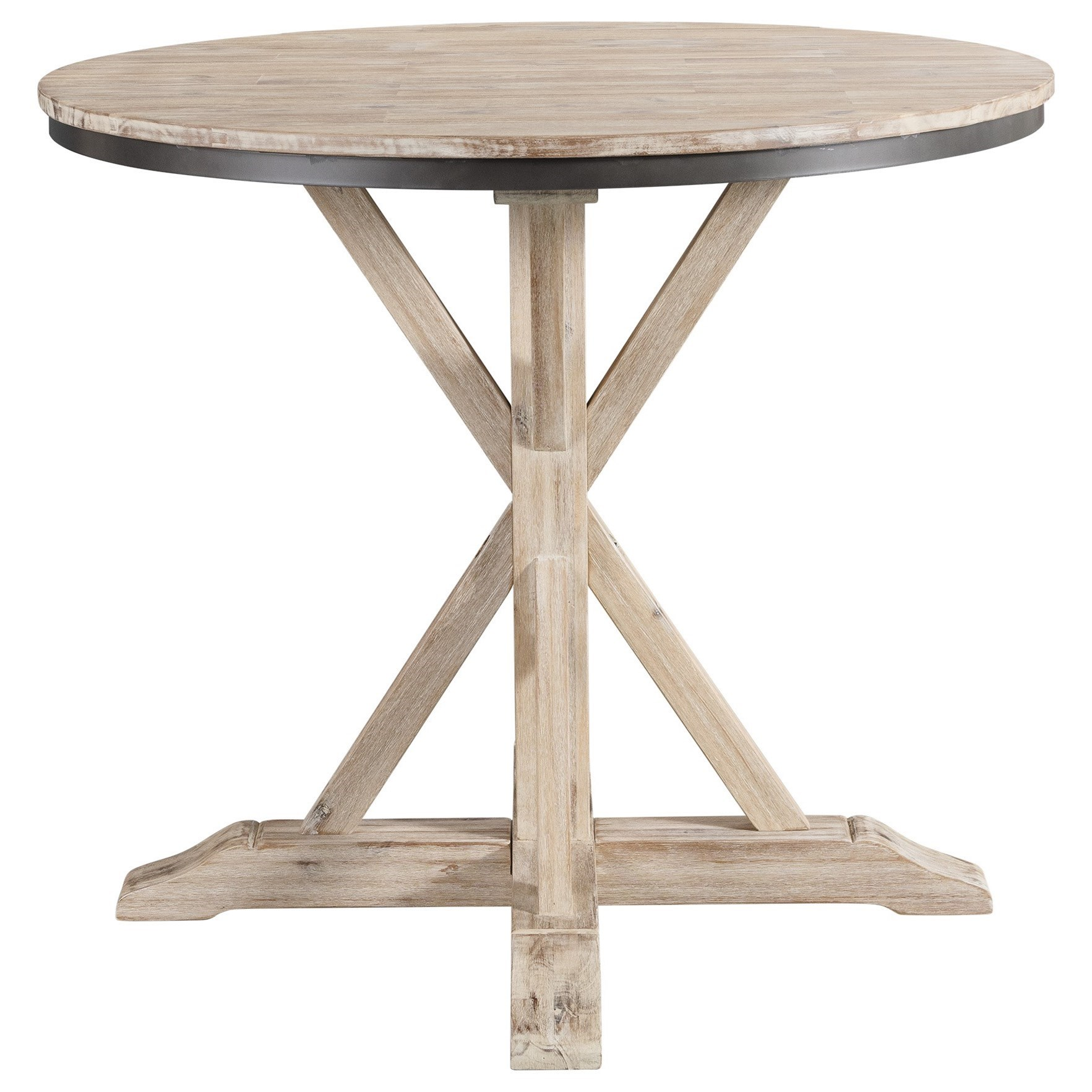 Round Counter Height Dining Table