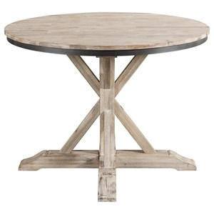 Round Standard Height Dining Table