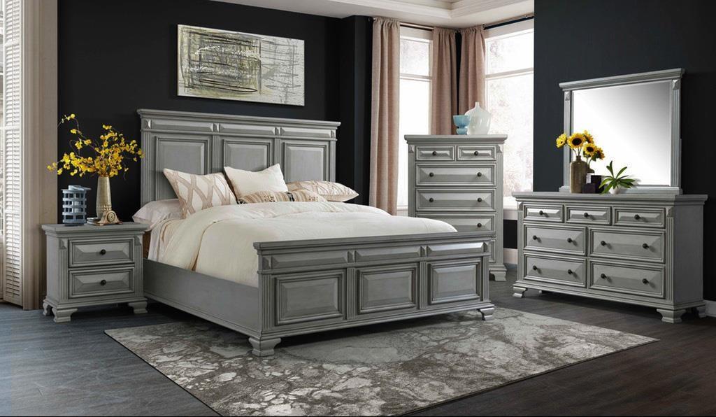 5 Piece King Bedroom Set