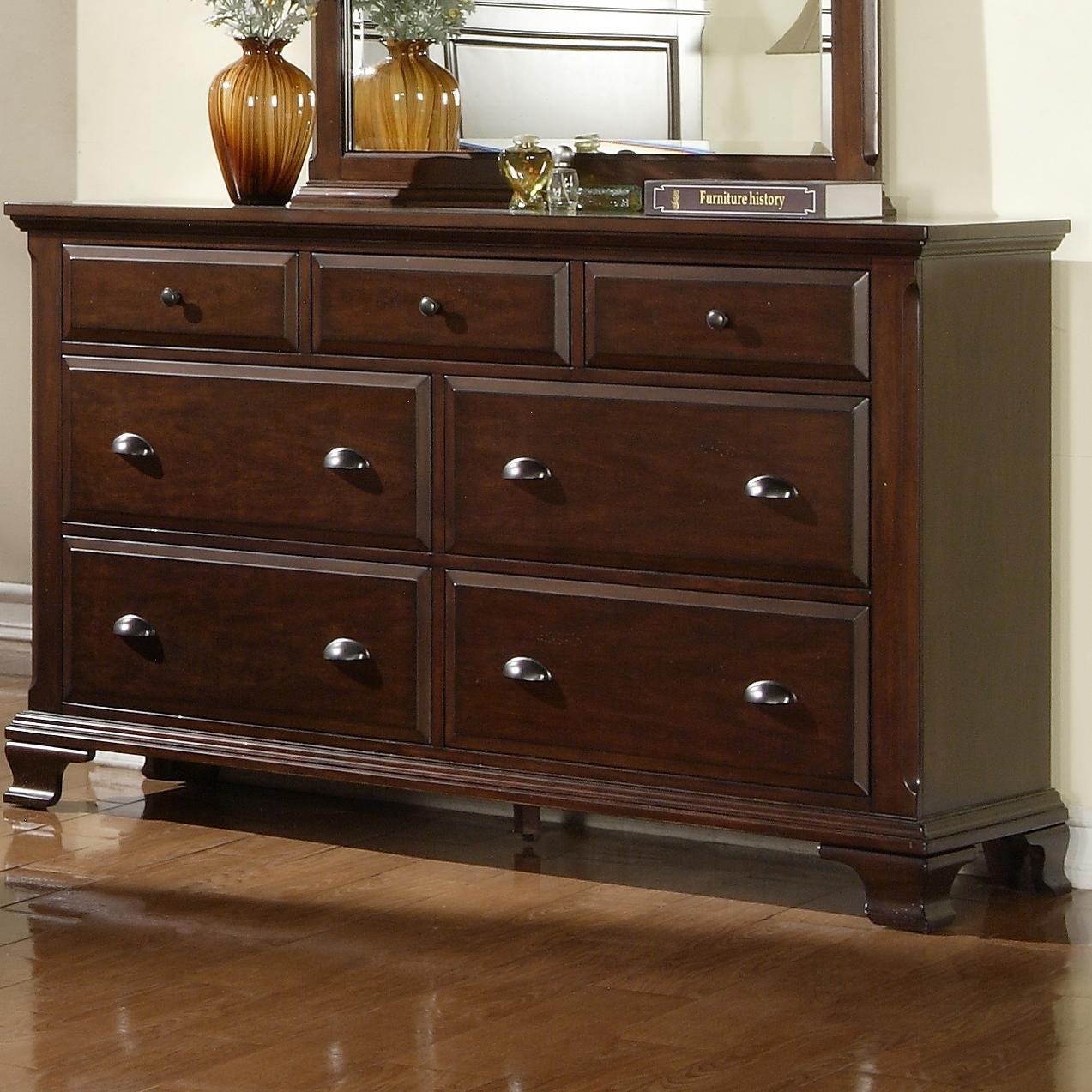 Elements International Canton Dresser - Item Number: CN600DR
