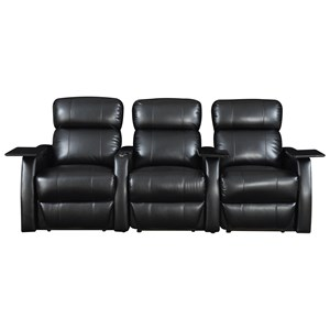 Power Recliner Sectional Sofa