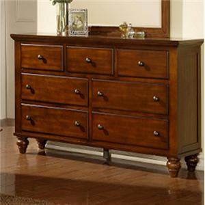 Elements International Cambridge Dresser
