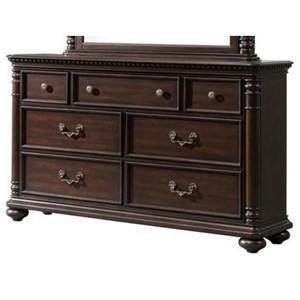 Elements International Classic Dresser