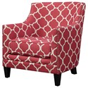 Elements Dinah Accent Chair - Item Number: UDH708100CA