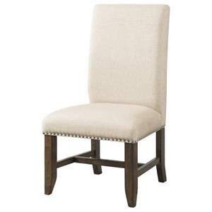 Elements International Franklin Side Chair
