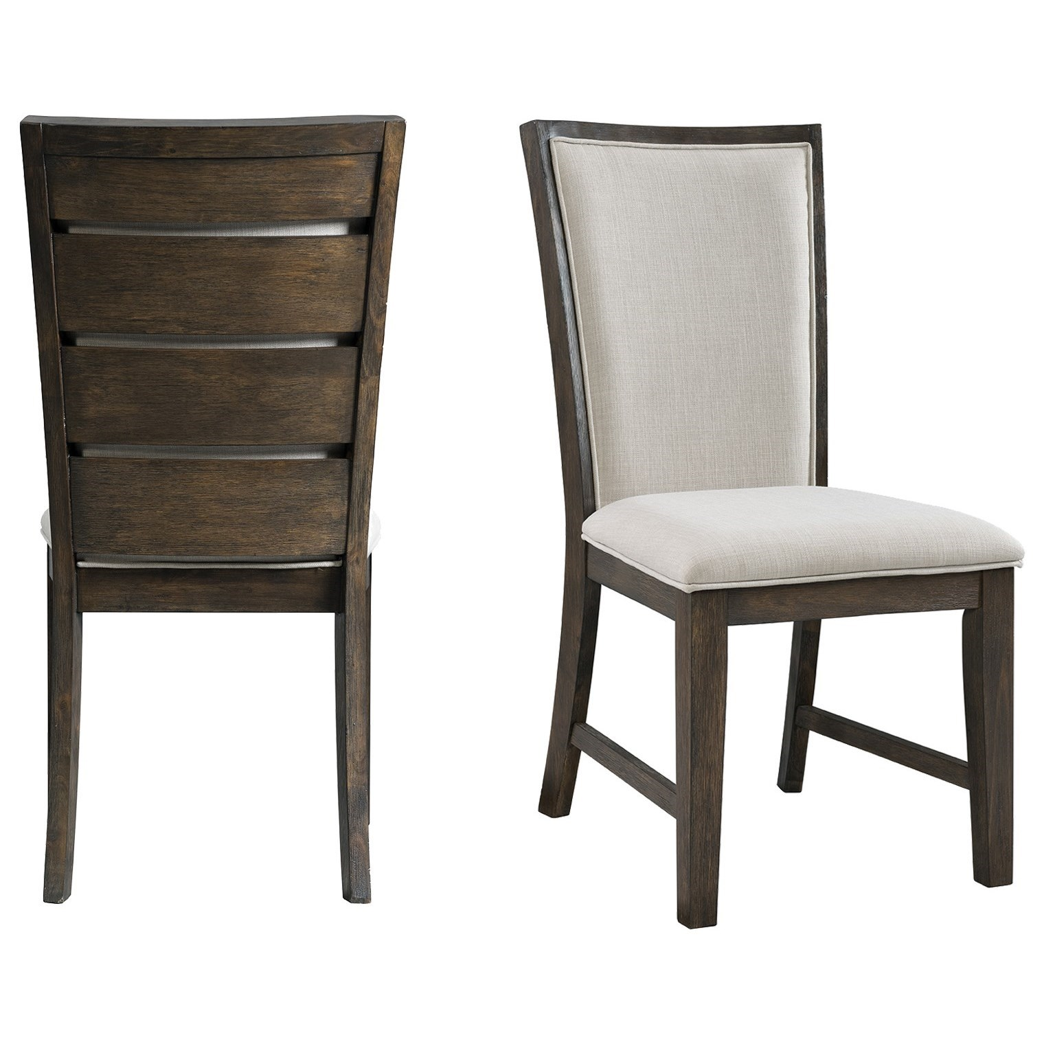 Grady Side Chair by Elements International at Johnny Janosik