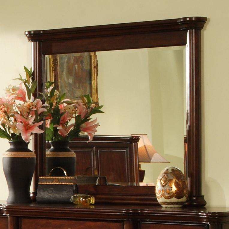 Morris Home Furnishings Lockport Lockport Mirror - Item Number: HM100MR
