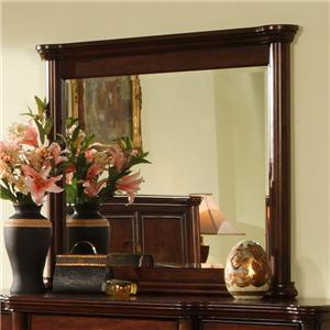 Morris Home Furnishings Lockport Mirror