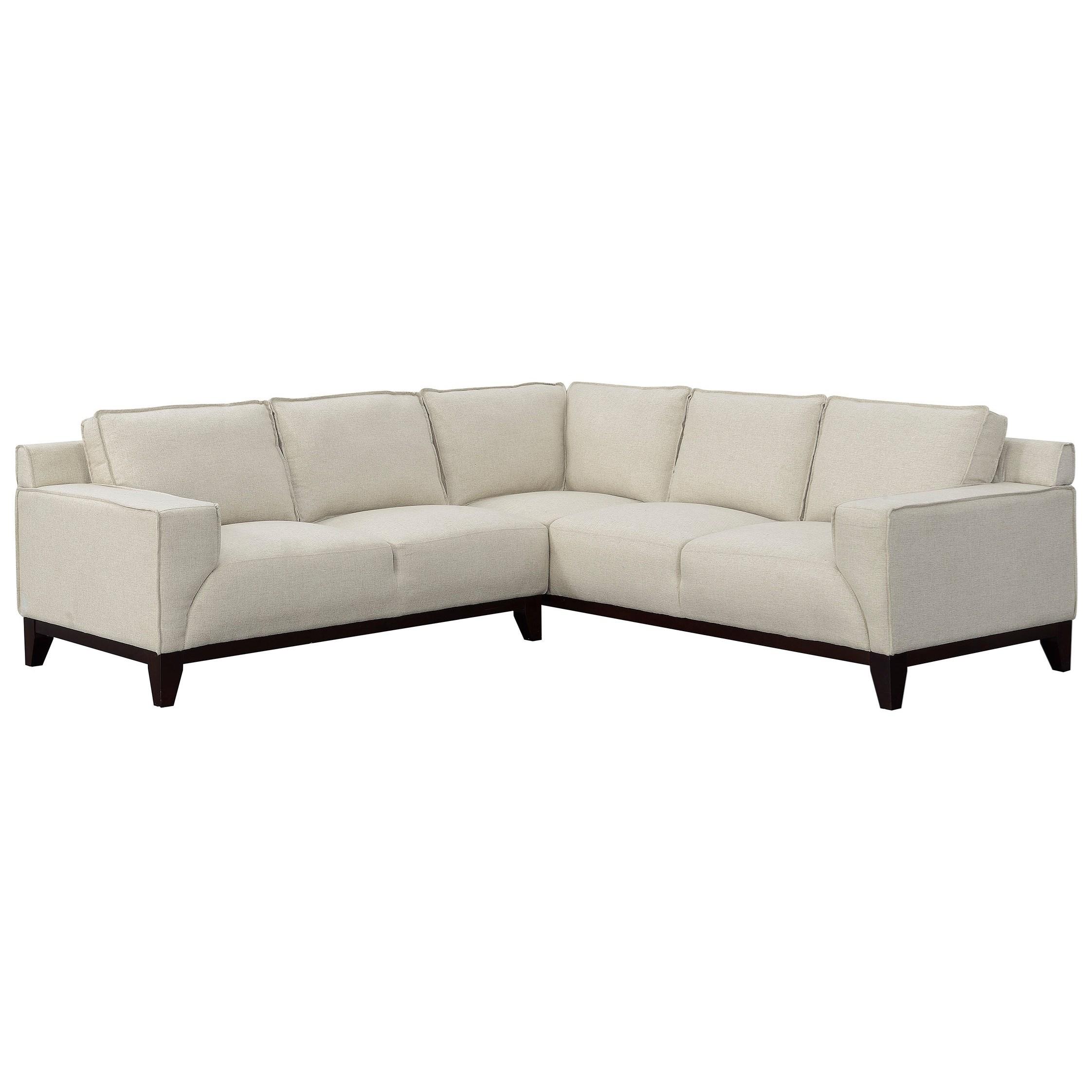 Sectional Sofa Hampton Linen