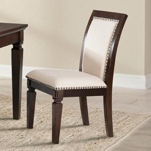 Elements International Harwich Chair Side