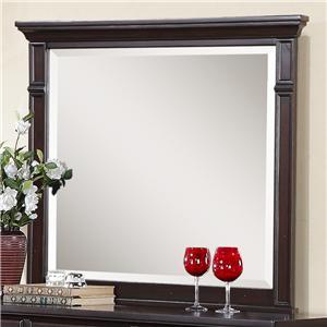 Elements International Harwich Mirror