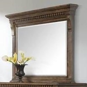 Elements International Hendrix HX Mirror with Frame