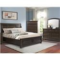 Elements Kingston Queen 5 Piece Bedroom Group - Item Number: KT600 Queen 6pce