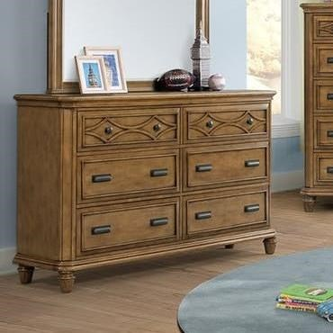 VFM Basics Mystic Bay Dresser - Item Number: MY400DR