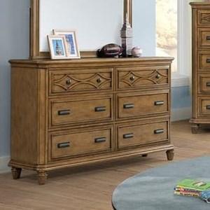 VFM Basics Mystic Bay Dresser