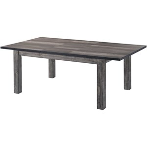 Elements International Nathan Dining Table