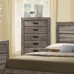 Morris Home Furnishings Oceanside Oceanside Chest