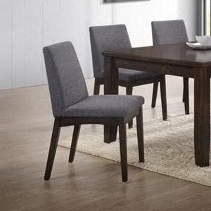 Elements International Piper Dining Side Chair