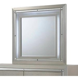 Elements International Platinum Mirror