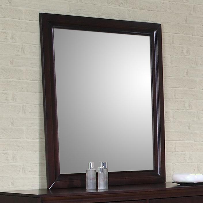 Elements International Raven Mirror - Item Number: RV100MR