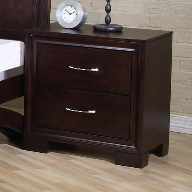 Morris Home Furnishings Rotterdam Rotterdam Nightstand - Item Number: RV100NS