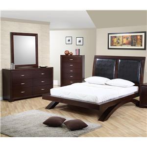 EFO Marybeth Queen Bedroom Group