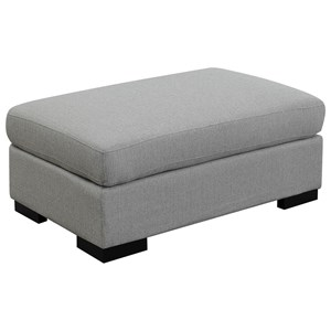 Elements International Rodeo Ottoman