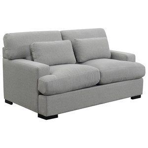 Elements International Rodeo Loveseat
