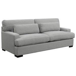 Elements International Rodeo Modern Sofa