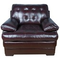 Elements International Salerno Chair - Item Number: USNxx100