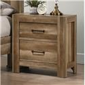 Elements Salerno Nightstand - Item Number: B18110NS