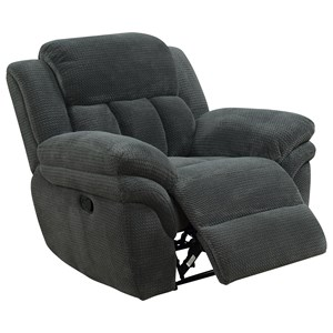 Elements International Santorini Recliner