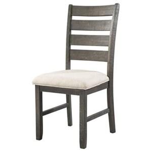 Elements International Sawyer Side Chair