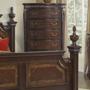 Elements International Southern Belle Chest