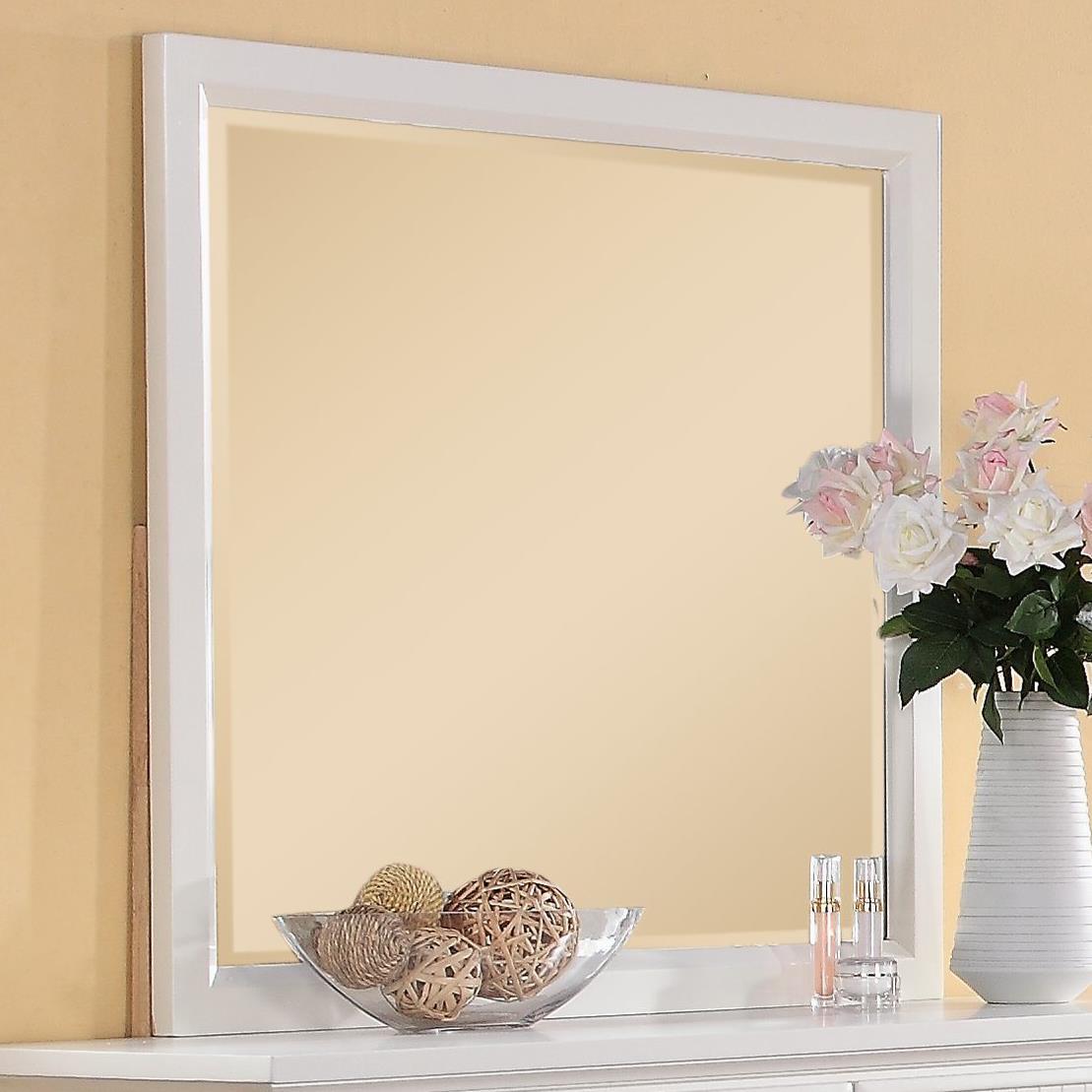 Elements International Spencer Mirror - Item Number: SP700MR