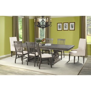 Elements International Stone Table and Chair Set