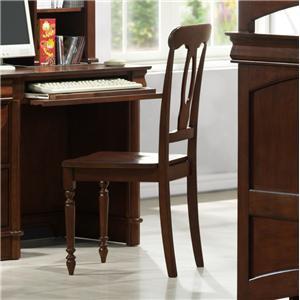 Elements International Taylor  Desk Chair