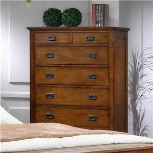 Morris Home Furnishings Townsend Townsend Chest