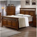 Morris Home Furnishings Townsend Townsend Queen Panel Bed - Item Number: TR900QB