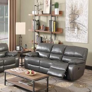 Elements International Vino Casual Motion Sofa