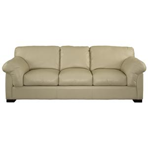 Elite Modern Beverly Hills 29082 Casual Styled Sofa with Contemporary Feel and Plush Cushioned Comfort