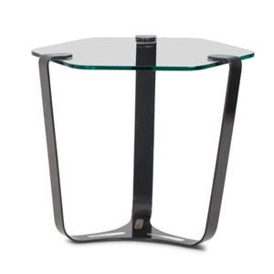 Elite Modern Triband End Table